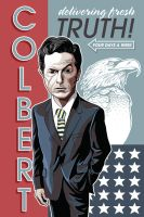 Stephen Colbert by dhil36