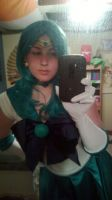Sailor Neptune is officially done by OtheCleverPan