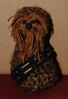 Chewbacca Amigurumi by No-Avail