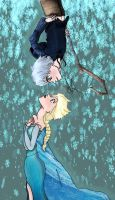 Jack and Elsa by MsMariso