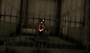MMD Stage Silent Hill 2 Maria's Prison DL by Clonesaiga