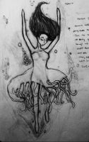 jellyfish by blueyellowgreen