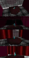 MMD Small Concert Stage by mbarnesMMD