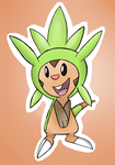 Chespin becomes the best starter by NuclearOmega