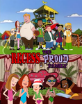 Proud Family vs Recess by Keanny