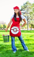 Pokemon Breeder by HeatherCosplay