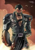 General Zod by Riverlimzhichuan