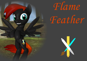 Flame Feather by Neros1990
