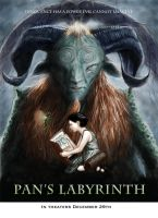 Pan's Labyrinth by Reverie-drawingly