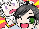 Nix and Thea chibi madness by Torinados