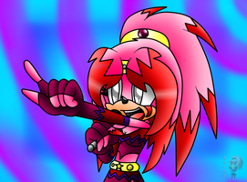 Kathy the echidna singing by Kathy-the-echidna