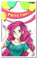 Pinkie Pie - The Party Girl! by Meg-Sowka