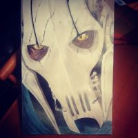 General Grievous by ErickSCorleone