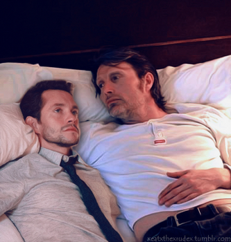 Hannigram: A Hard Day's Work by evansblack
