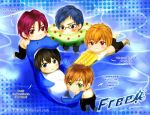 Free! Iwatobi Swim Club Join Us! by MizuYuKiiro