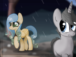 Cyther and Spirit Star by MyMineAwesome