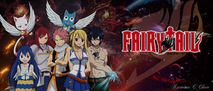 Art for mugs - Fairy Tail by KamiraCChan