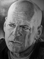 Bruce Willis by otong666
