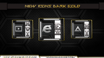 Icons DarkGlass preview by 50Centav
