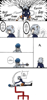 How fight between Kite and Pitou really went by CellofanKlay