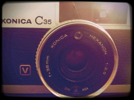KONICA C35 by LS-Coloringlife