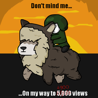 5000 views... wait. by Neopolis