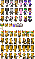 MLSS cats update 4 by NightshadeAxl