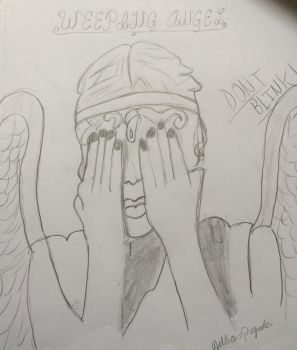 Weeping Angel by CrazyWhovian11