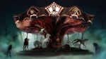 Tony and the other deadly Sins - Creepy Carousel by kessir