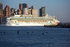 Cruise from New York by olgaFI