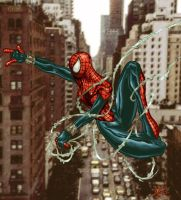 Spidergirl by HecM
