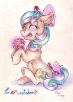 A Gift For Me From Dearmary by Lil-Miss-Starlight
