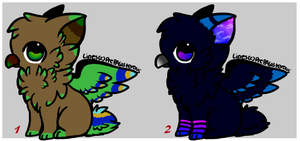 Griffin Adopts CLOSED by Sleeping-Carbuncle