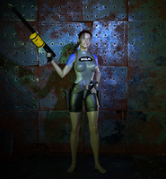 Tomb Raider 2, Maria Doria by tombraider4ever