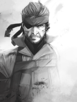Big Boss by Nakubi