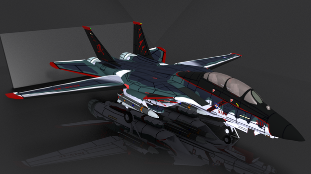 F-14E Super Tomcat VF-82 by Tank50us