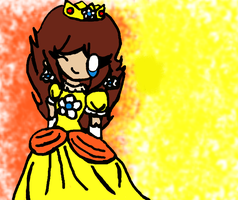 AT: Princess Daisy by DaisyFloral