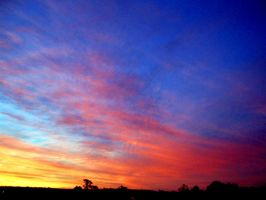 Late Sunset 2 by djupton68