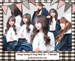 [pack Png] Hong Young Gee #1 by jen2k1