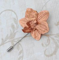 Moth Orchid Pin by thebluekraken