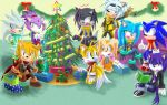 Merry Christmas 2012 by Sonicbandicoot