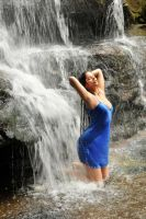 Stacey - wet blue 1 by wildplaces