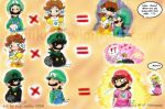 Mario: Relationship Issues by saiiko