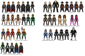 JLA - Injustice for All by dudebrah