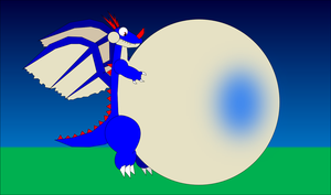 Inflated Coredramon (Vaccine) (Please comment) by Shelby95