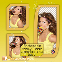 Photopack Png Ashley Tisdale #3 by BeluuBieberEditions