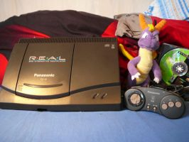 3do video game system by victorymon