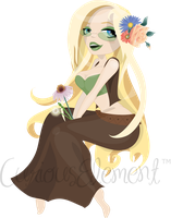 Flower Child by CuriousElement