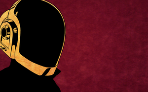 Daft Punk Guy-Man Wallpaper 2 by xDaftPunk
