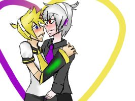 Dell x Len by QwertySapphire